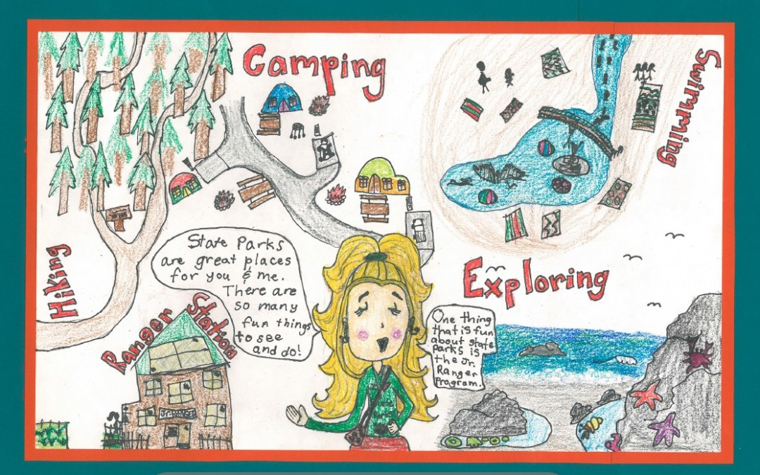 State Parks are Great Places for You and Me Youth Art Contest